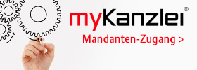 Mandanten-Zugang - myKanzlei